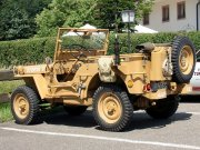 Hotchkiss Willys-Ford M 201, Bj. 1943, 2200 ccm, 52 PS