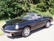 Alfa Romeo Spider, Bj. 1988, 2000 ccm, 115 PS, 180 km/h