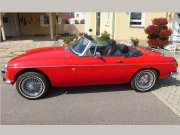 MGB Roadster;Bj. 06/1978: 1767 ccm; PS 95