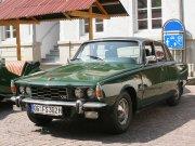 Rover P 6. Bj. 1973,3500 ccm, 150 PS, 198 km/h