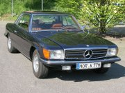 Mercedes 350 SLC; Bj. 1972; 3459 ccm; 147 KW