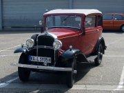 Opel Cabrio Limousine, Bj. 1935, 1200 ccm, 24 PS, 80km/h