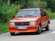 Opel Kadett D; Bj. 1979; 1300 ccm; 60PS; 160 km/h